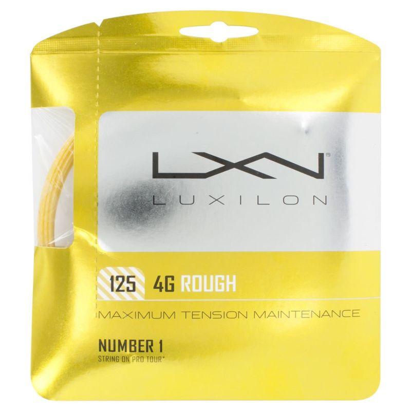 Set de Corda Luxilon 4G Rough 1.25mm