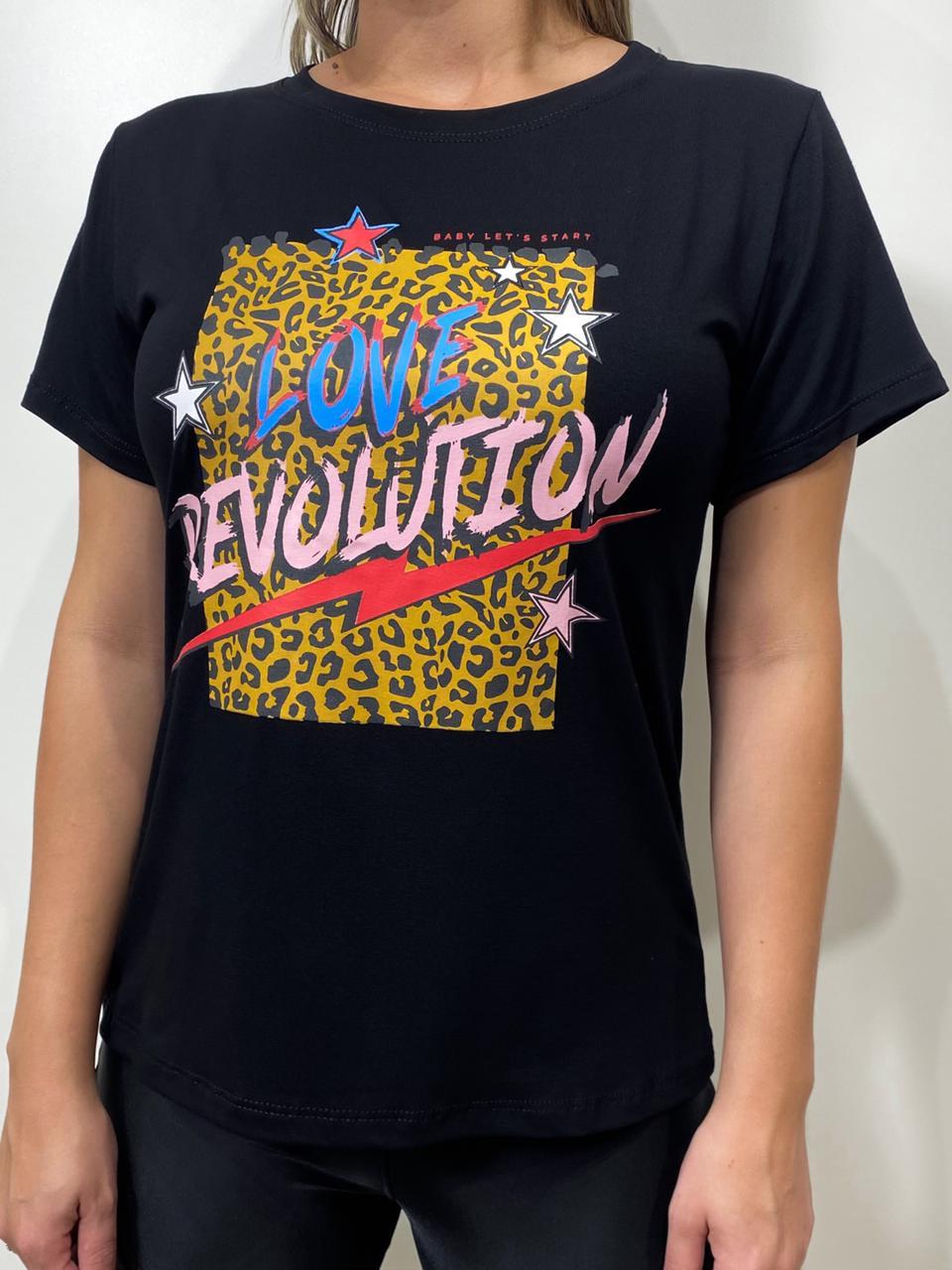 Tshirt Love Revolution
