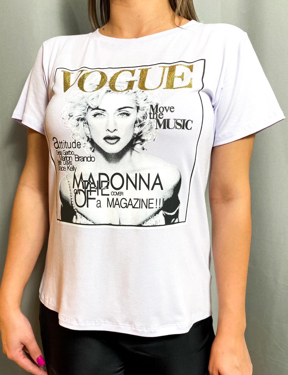 Tshirt Madonna