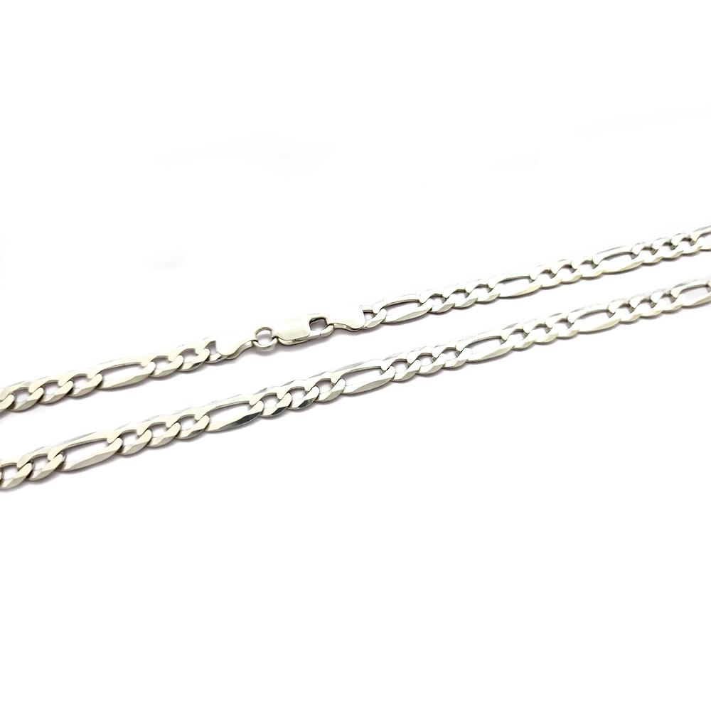 Corrente 3x1 com 6.5mm Prata 925 - 409024P