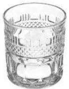 Copo Baixo em Cristal Ecológico 330ml (UND).