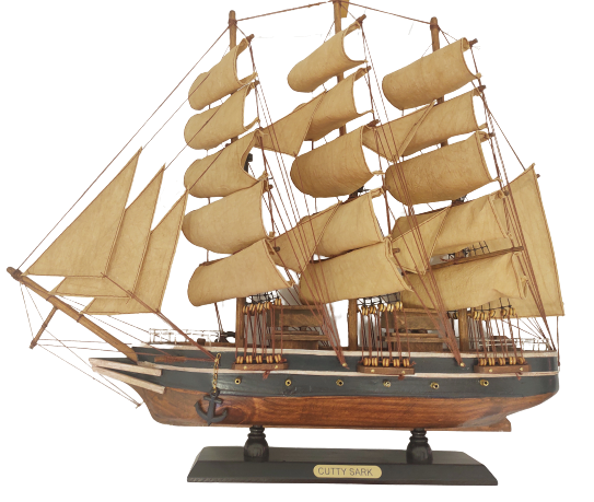 BARCO DECORATIVO CUTTY SARK
