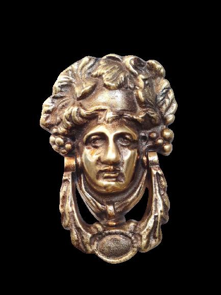 Batedor de Porta em Bronze