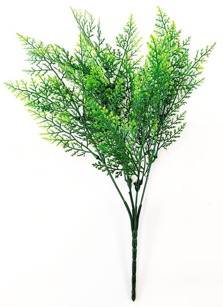 Brilhantina Artificial 5 galhos 30 cm