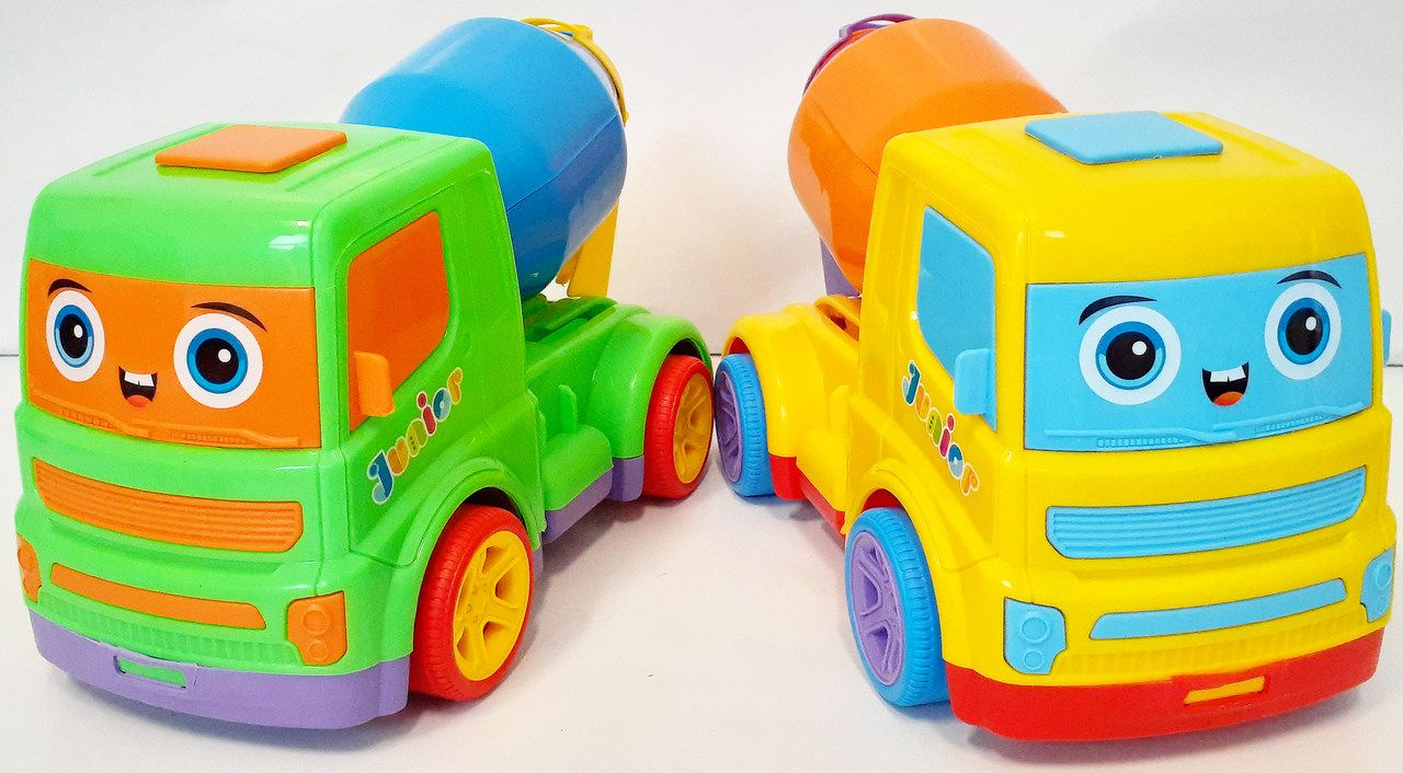 Carrinho Betoneira Junior Machines