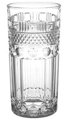 Copo Alto em Cristal Ecológico 350ml (UND).
