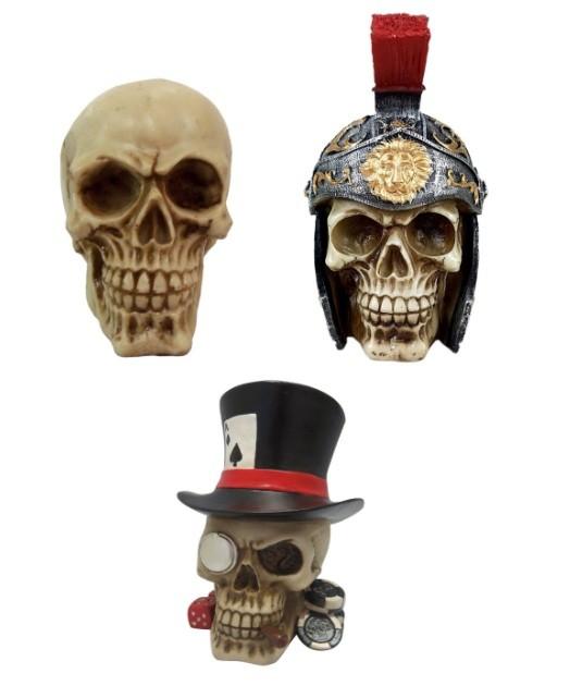 Crânio Decorativo