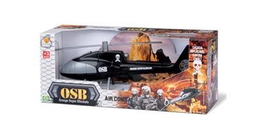 Helicóptero Osb Air Combat