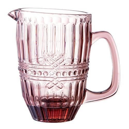 Jarra Fratello em vidro 1,6L cor roxo
