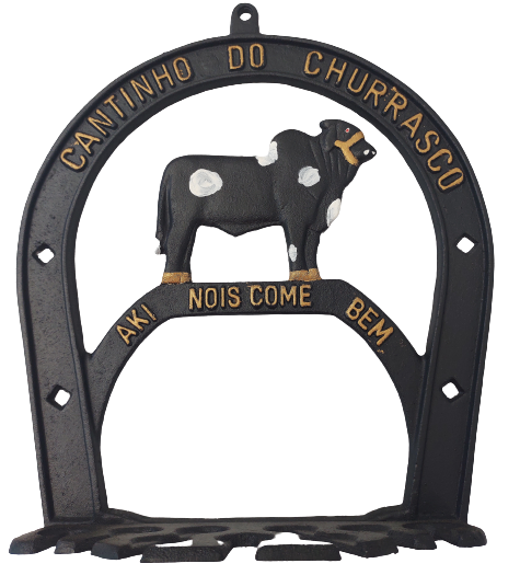 PORTA ESPETO CANTINHO DO CHURRASCO