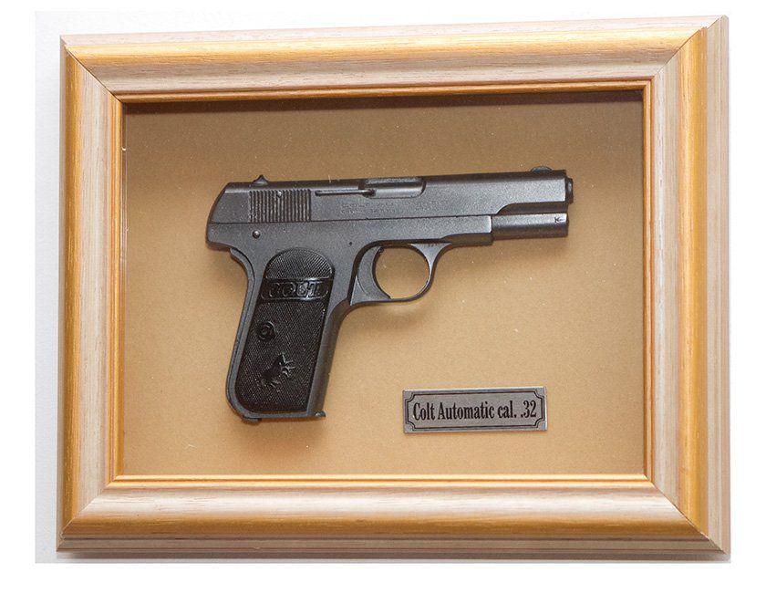 Quadro Colt Automatic cal. 32