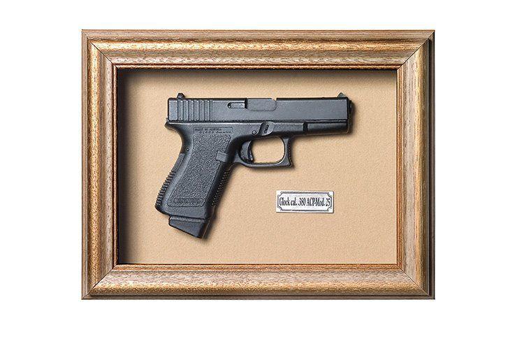 Quadro Glock cal. 380 ACP-Mod. 25