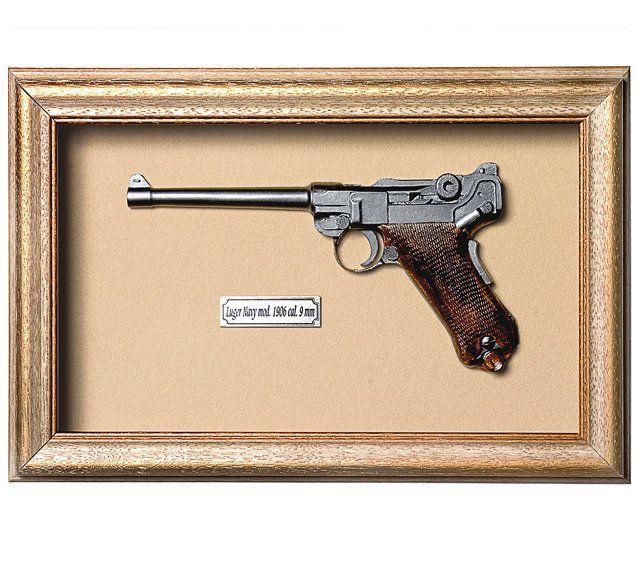 Quadro Luger Navy mod. 1906 cal. 9 mm