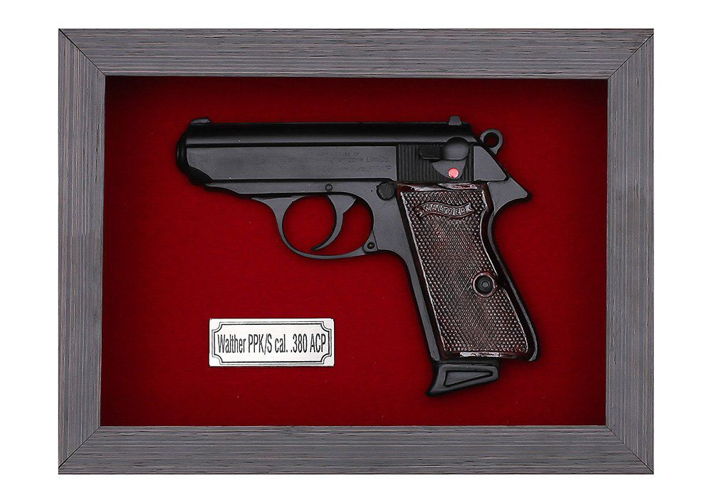 Quadro Walther PPK/S cal. 380 ACP