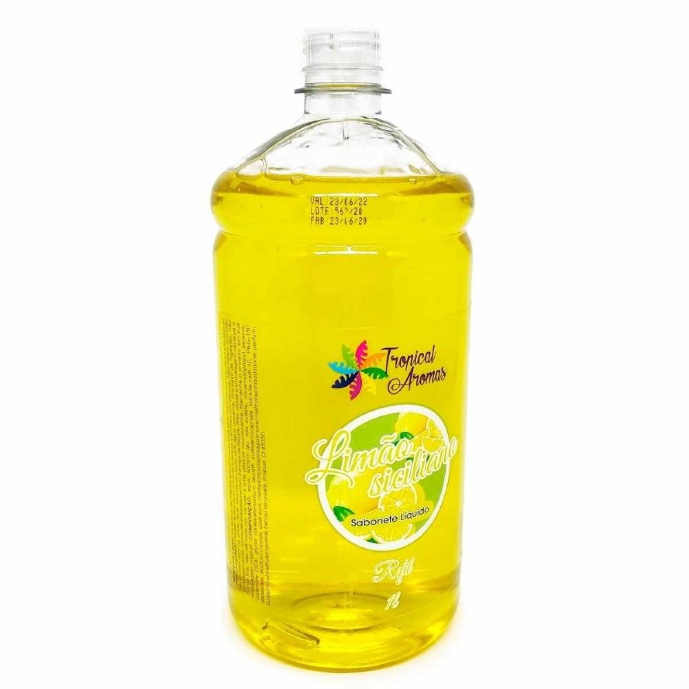 Sabonete Líquido Limão Siciliano Refil 1l
