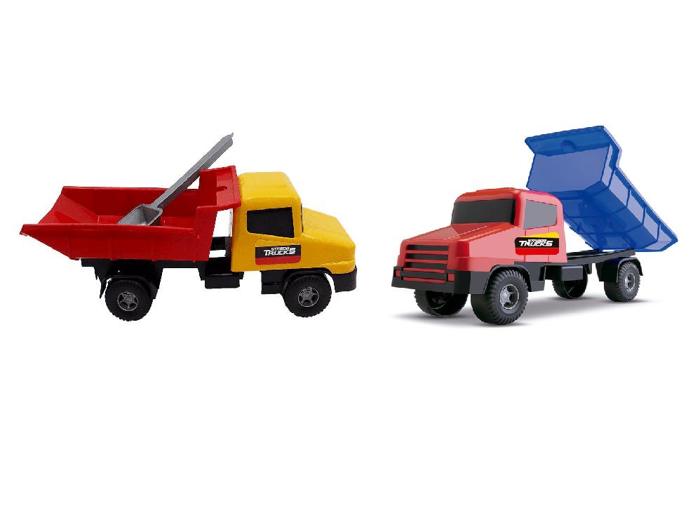 Strada Trucks Basculante c/ Pá