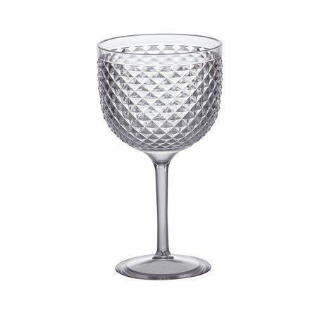 Taça de Gin Acrílico Luxxor 600ml (UND).
