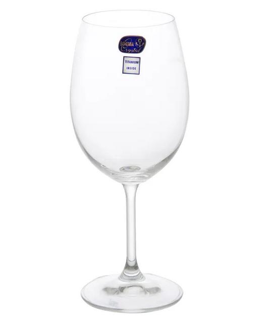 Taça P/ Degustação Vinho de Cristal Ecológico 580 ml (UND).