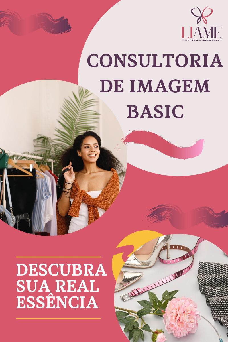 CONSULTORIA DE IMAGEM BASIC