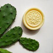 Condicionador Sólido Natural  - Cacau e Abacate - Divina Fulô