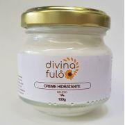Creme Hidratante Natural - Neutro - Divina Fulô