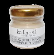 Desodorante Natural em Creme - Ka Foresti