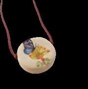 Difusor Pessoal - Borboleta Redondo - Atelier Petite Julie
