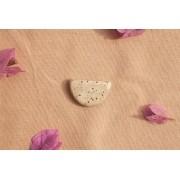 Difusor Pessoal - Meia Lua Areia - TERÊ cerâmica