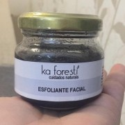 Esfoliante Facial Natural - Uva - Ka Foresti