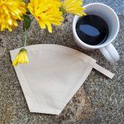 Filtro de Café Reutilizável de Algodão - SALVIA
