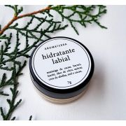 Hidratante Labial Natural - Aromaterra Botânica