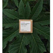Incenso Natural em Cone - Canela e Ládano - Aromaterra Botânica
