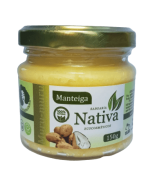 Manteiga Vegetal Natural - Muru-muru - Nativa Eco-ccosméticos
