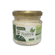 Manteiga Vegetal Natural - Palma - Nativa Eco-cosméticos