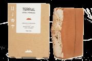 Sabonete Natural - Argila Vermelha e Patchouli - TERRAL