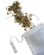 Sachê de Chá Reutilizável - SALVIA