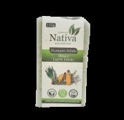 Shampoo Sólido Natural - Oliva e Capim Limão - Nativa Eco-Cosméticos