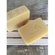 Shampoo Sólido Natural - Maracujá e Tangerina - Nativa Eco-Cosmética