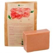 Shampoo Sólido Natural - Pimenta Rosa - Cativa Natureza