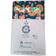 Wraps Bioembalagem - kit com 3 - REUSE