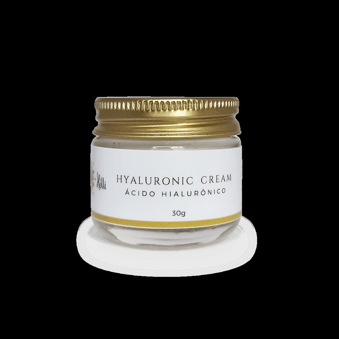 Ácido Hialurônico Hyaluronic Cream - Hélli Cosmetics  - SALVIA