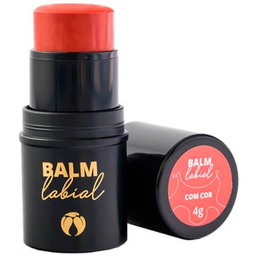 Balm Labial com Cor Natural - Cativa Natureza