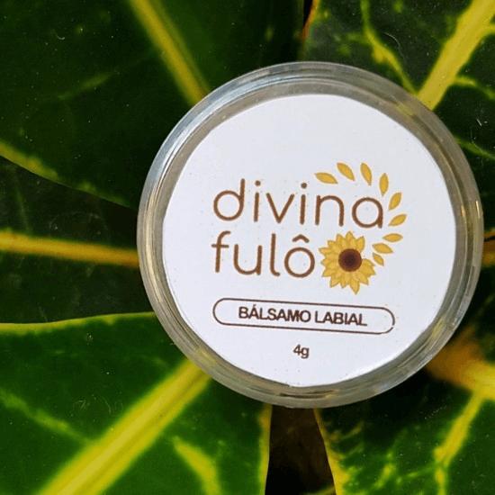 Bálsamo Labial Natural - Divina Fulô  - SALVIA
