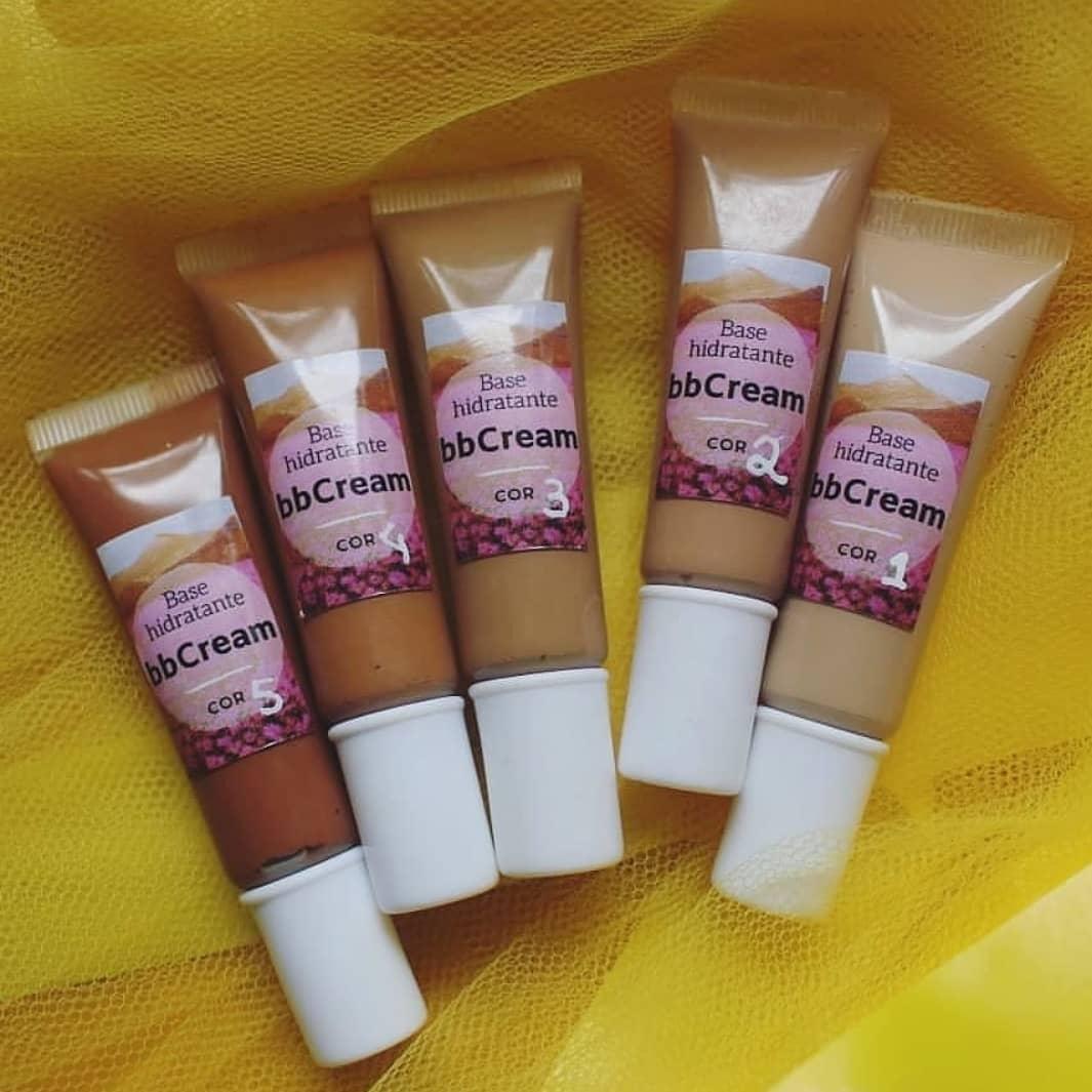 BB Cream Natural - Brisa no Ar  - SALVIA
