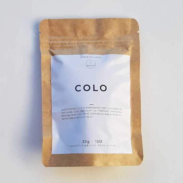 Blend de Chá Natural - Colo - SALVIA