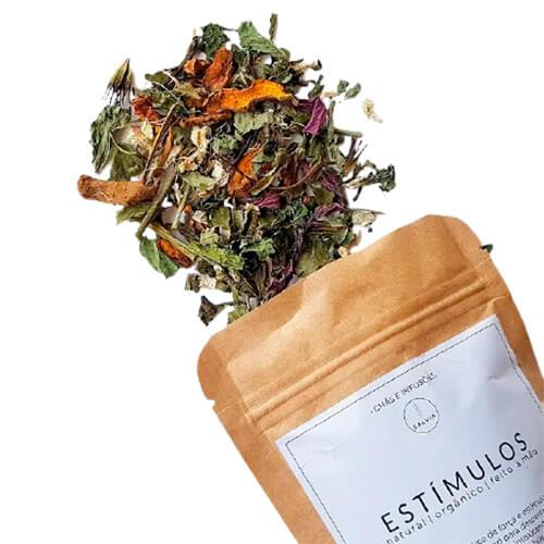 Blend de Chá Natural - Estímulos - SALVIA