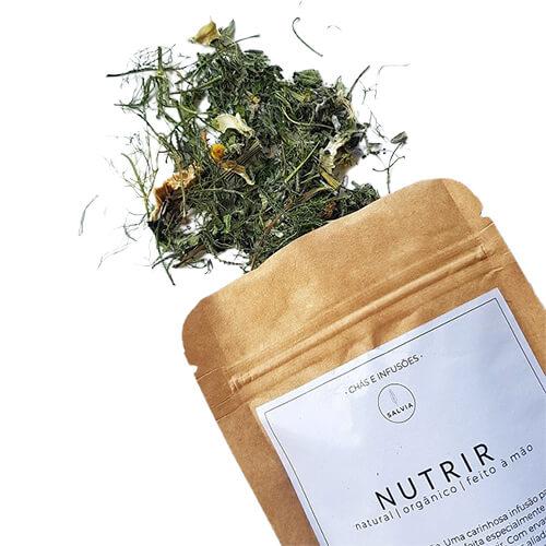 Blend de Chá Natural - Nutrir - SALVIA