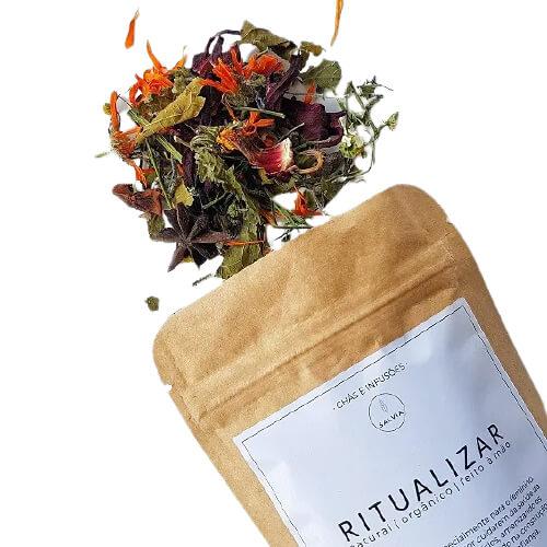 Blend de Chá Natural - Ritualizar - SALVIA