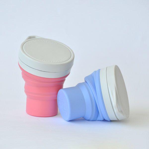 Copo Reutilizável - Menos 1 Lixo - Organeba  - SALVIA