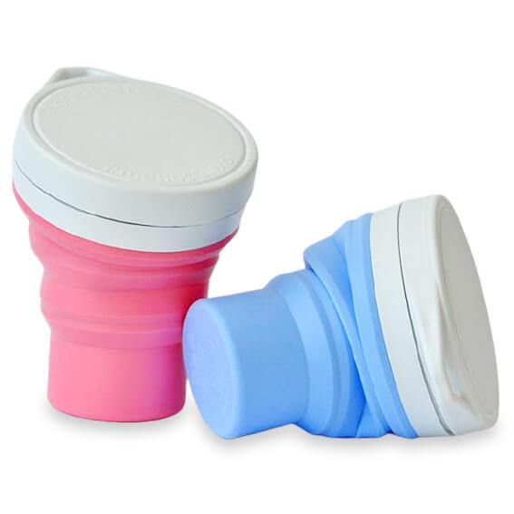 Copo Reutilizável - Menos 1 Lixo - Organeba